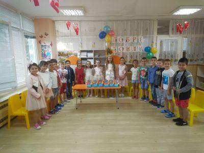 """Група """"Пинокио"""" - ДГ Лястовичка - Попово"""
